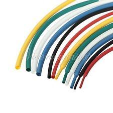 "1/8"" 1M 3.0MM 7Color 2:1 Polyolefin Heat Shrink Tubing Tube Sleeve Sleeving Wrap"