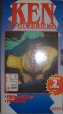 VHS - HOBBY & WORK/ KEN IL GUERRIERO - VOLUME 4 - EPISODI 2