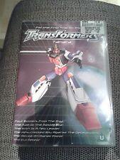 Transformers-Takara (2002) - Region 2 DVD