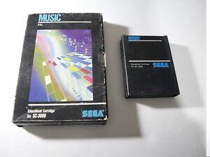 Music Sega SC-3000