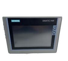 Siemens 6Av2124-0Gc01-0Ax0 Simatic Hmi Tp700 Comfort Touchscreen Profinet