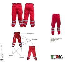 Pantalone C. Rossa Italiana C.R.I. CRI Nuovo Capitolato Emo Repellenti