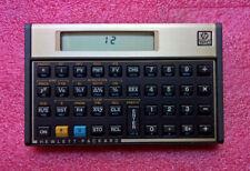 Calculatrice Hewlett Packard HP 12C Calculator