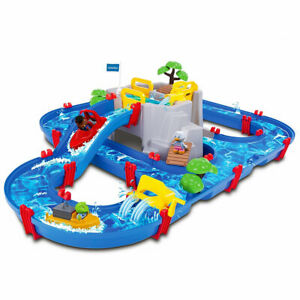 AQUAPLAY Mountain Lake - large water canal system 542