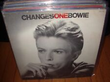 DAVID BOWIE changes one ( rock ) sterling