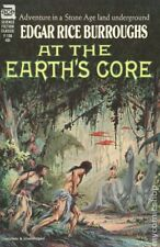 At The Earth's Core (Very Good) Pellucidar Ace F-156 Edgar Rice Burroughs 1963