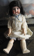Vintage Armand Marseille A 2/0X  M 390 Bisque Head Germany Girl Doll 15""
