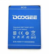 Battery for DOOGEE NOVA Y100X smartphone, 2200mAh rechargeable