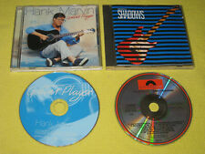 Simply Shadows & Hank Marvin Guitar Player 2 CD Albums Rock n Roll
