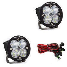 Baja Designs Squadron R Sport Pair LED Lights Driving Combo ATV UTV RZR TRX YFZ