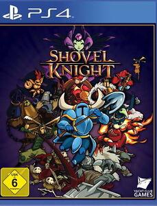 Shovel Knight - Sony PS4 Playstation 4 - NEU+ OVP
