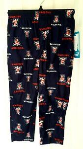 ARIZONA WILDCATS Kids Pants Size 4T Toddler Sweats Sleep Pajamas Lounge Blue New