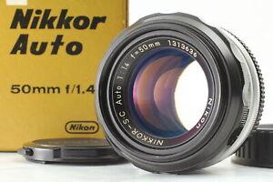 [Near MINT in Box] Nikon NIKKOR-S.C SC Auto 50mm f/1.4 MF Non-Ai Lens From JAPAN