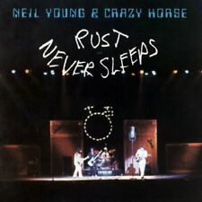 Neil Young and Crazy Horse - Rust Never Sleeps [CD]