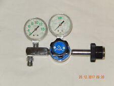 Druckminderer Flow O2 med. Sauerstoff Anschluss, Oxygen 2-15LPM, MDU-7454