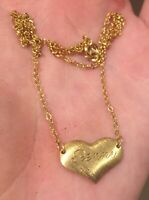 Gold Plated Necklace Penny Name Gold Plated Jewelry Fashion Style