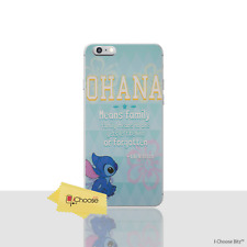 "Lilo y Stitch funda protectora Apple iPhone 7 Plus (5.5"") de pantalla gel"