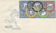 (41487) CLEARANCE Romania Olympics Rome 1960