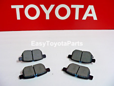 SCION XB REAR BRAKE PADS                              OEM  TOYOTA 04466-12150