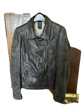 Gypsy Real Leather Supersoft Biker Jacket