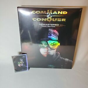 Command & Conquer Remastered Collection Special Edition (PC) Limited Run NIB