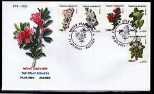 TURKEY 2003, USEFUL FLOWERS, FRUIT FLOWERS, FDC