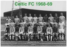 Celtic FC 1968-69 Jimmy Johnstone Ronnie Simpson Bobby Murdoch Exclusive A Imprimer