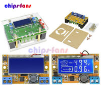 3A 10A Step down Adjustable Power Supply Voltage Current LCD Display+Case