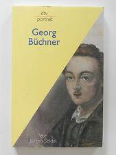 Georg Büchner dtv Portrait Jürgen Seidel Biographie