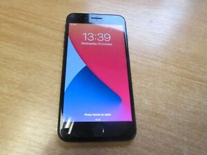 Apple iPhone 7 Plus - 128GB - Jet Black (Unlocked) A1784 - Faulty Read - D579