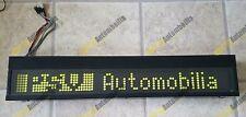 Hanover F111C 84x7 Flip Dot Bus Coach Destination Display Home Office 24V LED