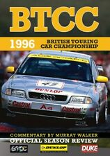 BTCC British Touring Car Championship - Official Season Review 1996 (New DVD)