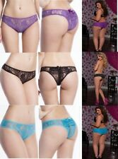 Polyester Plus Briefs, Hi-Cuts Panties for Women