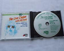 Bob DYLAN with the BAND Royal Albert Hall May 26, 1966 ITALY CD BULLDOG (1987)