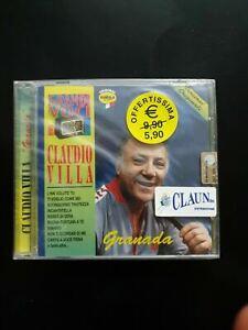 Claudio Villa - Granada CD Nuovo