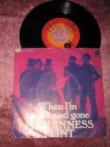Single: McGuinness Flint (ex Manfred Mann) - When I'm dead and  gone, 1970