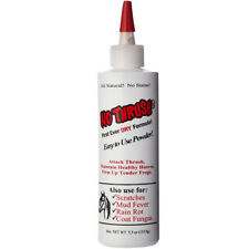 No Thrush Dry Formula Thrush Fungus Rain Rot Scratches Treatment Hoof 5.5 oz