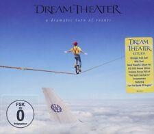 DREAM THEATER - A DRAMATIC TURN OF EVENTS CD + DVD NEU