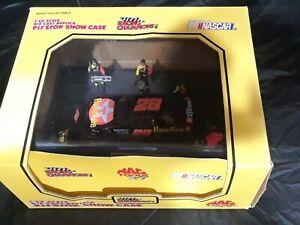 New 1994 Racing Champions 1:43 NASCAR Davey Allison Havoline Pit Stop Show Case