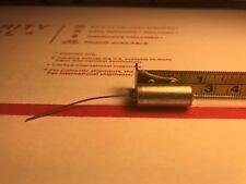 Lot Of (2) Kemet M39003/01-2781 100uf, 20V, Sealed Tantalum Capacitors (S-55)