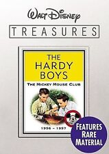 Walt Disney Treasures: Mickey Mouse Club Featuring The Hardy Boys (DVD, 2006, Wa