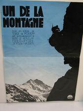 UN DE LA MONTAGNE - 1934/1935 - S.de POLIGNY - MONTAGNE - Films OSSO - J.TOULOU