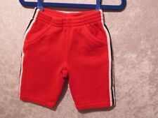 """Gymboree """"Pirate Island"""" Layette Red Athletic Pants, 0-3 mos."""