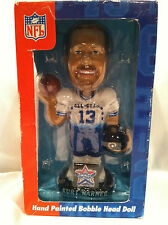 BOBBLE DOBBLES 2002 PRO BOWL Bobblehead KURT WARNER #13 HAWAII Mint New in BOX