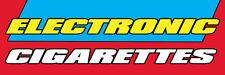 2ft x 6ft Electronic Cigarettes Vape Vinyl Banner 2'x6'  -Alt Banner Flag  (248)
