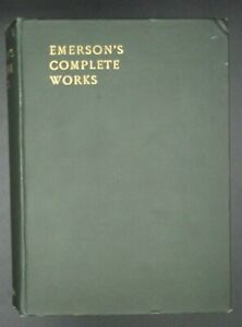Works of Ralph Waldo Emerson (1906)