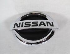 05-06 NISSAN ALTIMA GRILLE EMBLEM OEM FRONT GRILL CHROME BADGE logo sign symbol