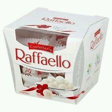 IMPORTED FERRERO RAFFAELLO CHOCOLATE  150 GRAMS { POLAND } RARE IN INDIA