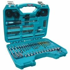 Makita 100 piece Drill Bit Screw Driver Accessory Set Kit in Carry Case