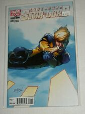 Marvel Now LEGENDARY STAR-LORD #1 Young Guns Marquez  Variant NM (3)